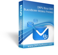 DRPU Bulk SMS Software for BlackBerry discount coupon