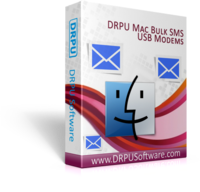 DRPU MAC Bulk SMS Software for USB Modems