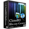 CloneBD Blu-ray Creator - Lifetime License