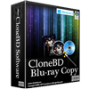 CloneBD Blu-ray Copy – 1 year License discount coupon