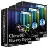 CloneBD Blu-ray Suite - 1 Year License