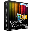 CloneBD DVD Creator – 1 year License discount coupon