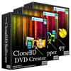 CloneBD DVD Suite – 1 year License discount coupon
