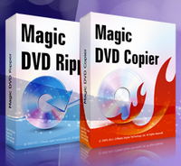 Magic DVD Ripper + DVD Copier (Full License + 1 Year Upgrades)