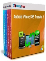 Backuptrans Android iPhone SMS Transfer + (Family Edition) discount coupon