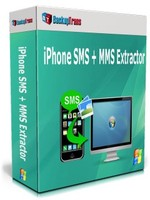 Backuptrans iPhone SMS + MMS Extractor (Personal Edition) coupon code