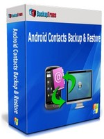Backuptrans Android Contacts Backup & Restore (Personal Edition) discount coupon