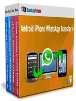 Backuptrans Android iPhone WhatsApp Transfer +(Personal Edition) discount coupon