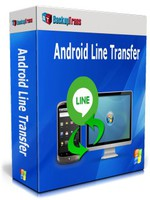 Backuptrans Android Line Transfer (Personal Edition)
