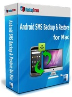 Backuptrans Android SMS Backup & Restore for Mac (Personal Edition) discount coupon