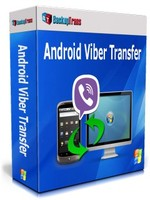 Backuptrans Android Viber Transfer (Personal Edition) discount coupon