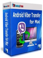 Backuptrans Android Viber Transfer for Mac (Personal Edition) discount coupon