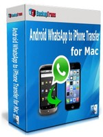 15% Off of  	Transfer WhatsApp Chat History from Android to iPhone directly on Mac