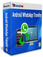 Backuptrans Android WhatsApp Transfer(Personal Edition) discount coupon