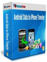 Backuptrans Android Data to iPhone Transfer (Family Edition) discount coupon