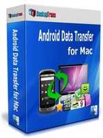 Backuptrans Android Data Transfer for Mac (Family Edition) discount coupon