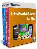 Backuptrans Android iPhone Data Transfer + for Mac (Family Edition) discount coupon
