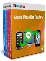 Backuptrans Android iPhone Line Transfer +(Family Edition)