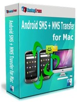 Backuptrans Android SMS + MMS Transfer for Mac (Family Edition) discount coupon