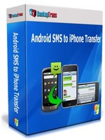 Backuptrans Android SMS to iPhone Transfer (One-Time Usage)