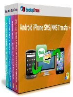 cheap Backuptrans Android iPhone SMS/MMS Transfer + (Business Edition)