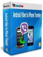 Backuptrans Android Viber to iPhone Transfer (Business Edition) discount coupon