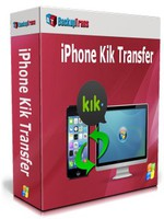 [>15% Off] Backuptrans iPhone Kik Transfer (Business Edition)