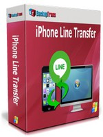 Backuptrans iPhone Line Transfer (Business Edition)