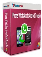 Backuptrans iPhone WhatsApp to Android Transfer(Business Edition) discount coupon