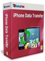 Backuptrans iPhone Data Transfer (Family Edition) discount coupon