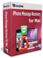 Backuptrans iPhone Message Recovery for Mac (Family Edition) discount coupon