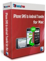 Backuptrans iPhone SMS to Android Transfer for Mac (One-Time Usage) discount coupon