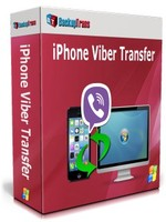 Backuptrans iPhone Viber Transfer (Family Edition) discount coupon
