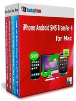 Backuptrans iPhone Android SMS Transfer + for Mac (Personal Edition) discount coupon