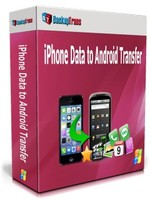 Backuptrans iPhone Data to Android Transfer (Personal Edition) discount coupon