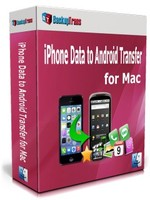 Backuptrans iPhone Data to Android Transfer for Mac (Personal Edition) discount coupon