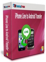 Backuptrans iPhone Line to Android Transfer (Personal Edition)