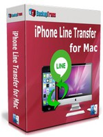 Backuptrans iPhone Line Transfer for Mac (Personal Edition)