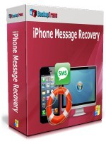 Backuptrans iPhone SMS/MMS/iMessage Transfer (Personal Edition)