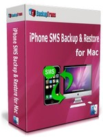 Backuptrans iPhone SMS Backup & Restore for Mac (Personal Edition) discount coupon