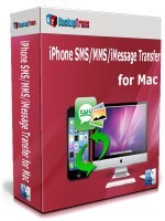 Backuptrans iPhone SMS/MMS/iMessage Transfer for Mac (Personal Edition) discount coupon