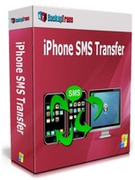 Backuptrans iPhone SMS Transfer (Personal Edition) coupon code