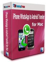 Backuptrans iPhone WhatsApp to Android Transfer for Mac(Personal Edition) discount coupon