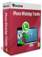 Backuptrans iPhone WhatsApp Transfer (Personal Edition) discount coupon