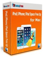 Backuptrans iPod/iPhone/iPad Space Free Up for Mac (Personal Edition) discount coupon