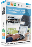 WPS Office 2016 Business Edition Annual discount coupon