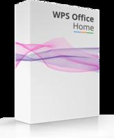 WPS Office Home Screen shot