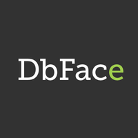 DbFace On-Premise License Screen shot