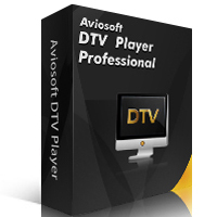 Aviosoft DTV Player Upgrade Screen shot