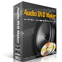 Audio DVD Maker1.0